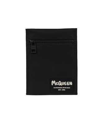Alexander McQueen 663099 1AAB1 CROSSBODY Tasche