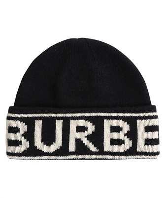 Burberry 8023982 LOGO INTARSIA CASHMERE Beanie