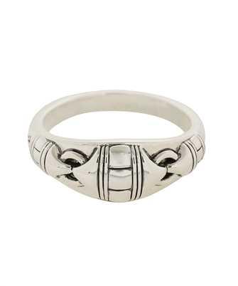 Tom Wood R74LBNA01S LINK BAND Ring