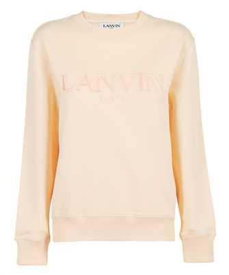 Lanvin RW TS0006 J008 A21 LANVIN PARIS EMBROIDERED Sweatshirt
