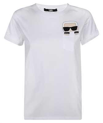 Karl Lagerfeld 205W1701 K/IKONIK POCKET T-shirt