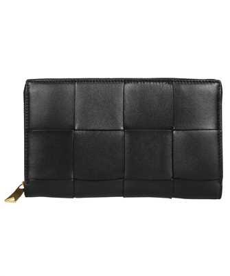 Bottega Veneta 651368 VCQC1 ZIP-AROUND Wallet