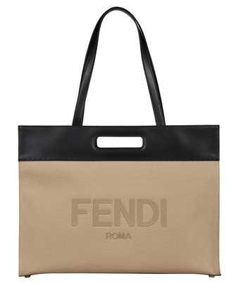 Fendi 7VA480 ABVV CANVAS TOTE Bag