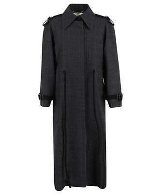 Fendi FF8753 AC6W PRINCE OF WALES MOTIF Coat