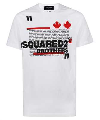 Dsquared2 S74GD0811 S22427 T-Shirt