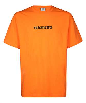 Vetements TR305 LOGO T-shirt