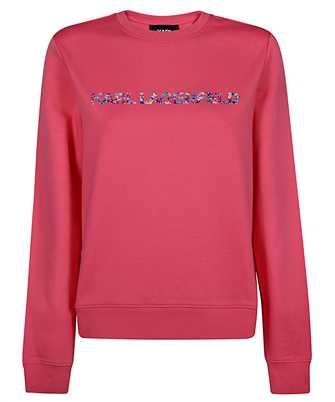 Karl Lagerfeld 205W1807 FLORAL LOGO Sweatshirt