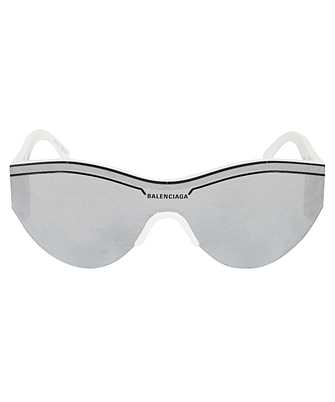 Balenciaga 570484 T0001 SKI CAT Sunglasses