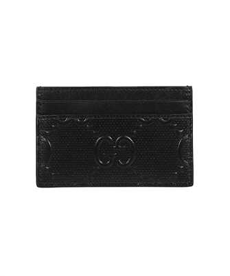 Gucci 625564 1W3AN GG EMBOSSED Card holder