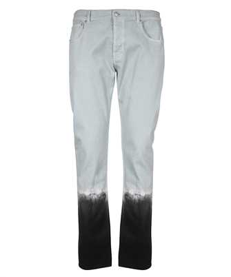 Alexander McQueen 650102 QQZ52 DIP DYE WASHED Jeans