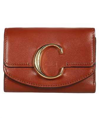 Chloé CHC19UP058A37 CHLOE C MINI Wallet