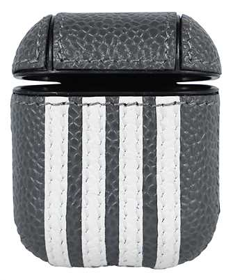 Thom Browne MAW222A 00198 PEBBLE GRAIN LEATHER AirPods case