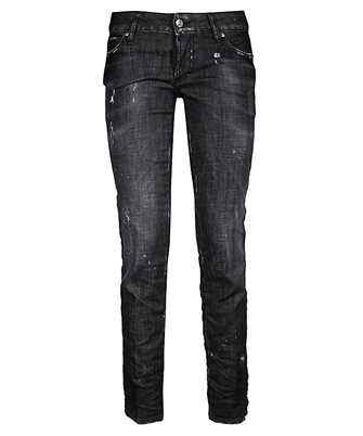 Dsquared2 S72LB0226 S30357 JENNIFER CROPPED Jeans