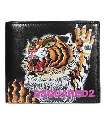 Dsquared2 WAM0006 01502819 TIGER Wallet