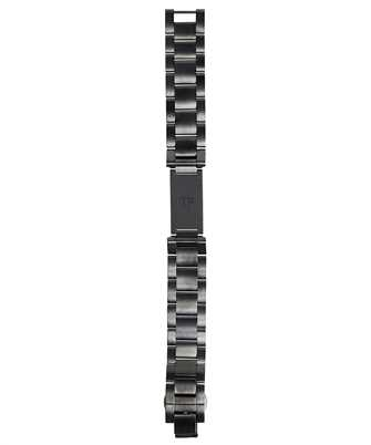Tom Ford 20204386 40 MM MATTE STAINLESS STEEL W/BLACK DLC COATING Watch strap