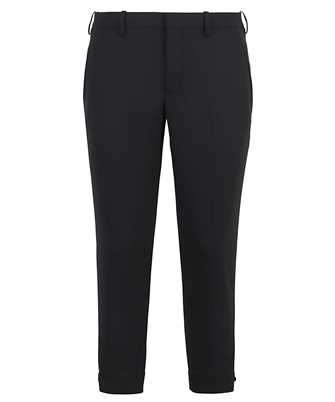 Neil Barrett PBPA488H Q001 TRAVEL SLIM REGULAR RISE Trousers