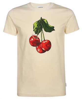 Lanvin RM-JE0011-JU02-P20 CHERRY SCENTED T-shirt