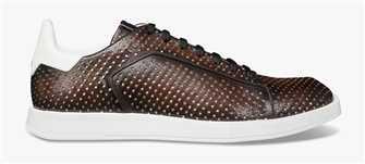 BERLUTI S5093-001 STELLAR LEATHER Sneakers