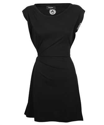 Dsquared2 S72CV0203 S21600 DRAWSTRINGS TEE Dress