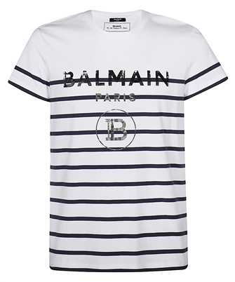 Balmain TH11601I225 T-shirt