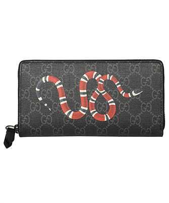 Gucci 451273 K561N KINGSNAKE GG SUPREME Wallet