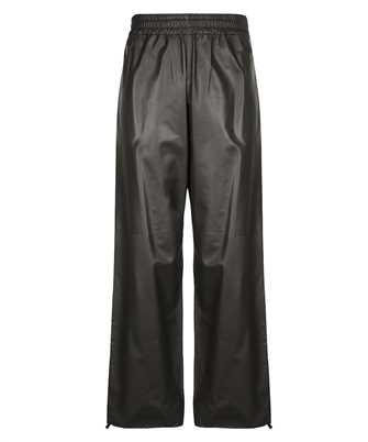 Bottega Veneta 652882 VKVL0 MATTE LEATHER Trousers