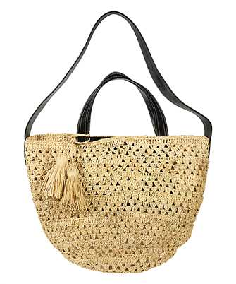 Stella McCartney 700025 W8660 RAFFIA Bag