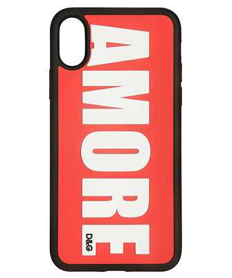 Dolce & Gabbana BI2418 AA235 AMORE iPhone X/XS cover