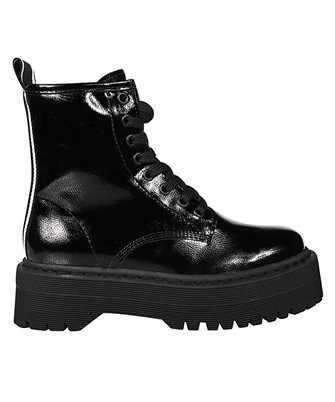 Armani Exchange XDN018 XV349 LOGO Boots