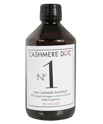 Cashmere Doc CASHMERE SHAMPOO 500 Detergente