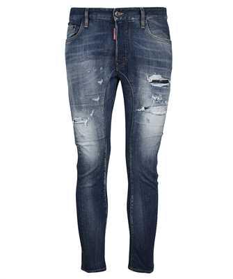 Dsquared2 S71LB0873 S30342 LIGHT 2 TIDY BIKER Jeans