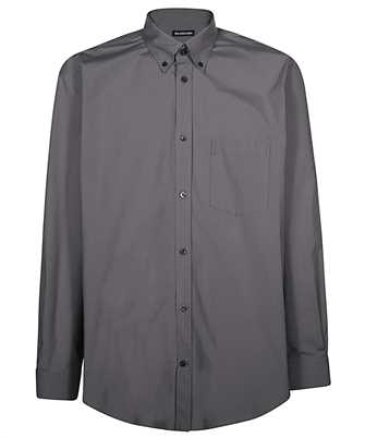 Balenciaga 556878 TGM05 OVERSIZED Shirt