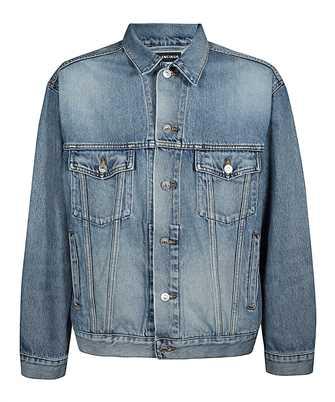 Balenciaga 557351 TDW14 DENIM Jacket