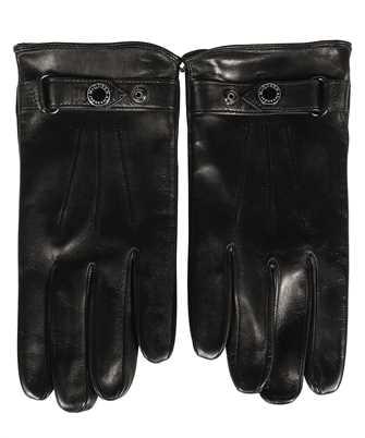 Alexander McQueen 624969 4C52Q NEW BIKER Gloves