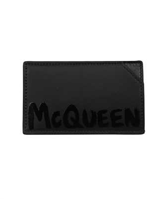 Alexander McQueen 647183 1AACS SLIM Card holder