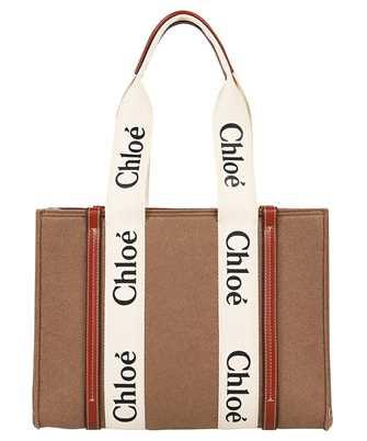 Chloé CHC21WS383F37 WOODY Bag