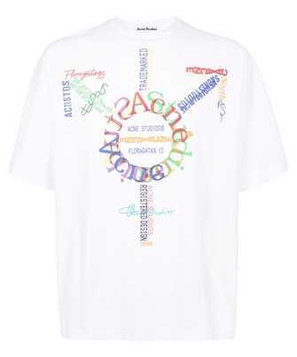 Acne FN-MN-TSHI000355 PRINTED T-shirt