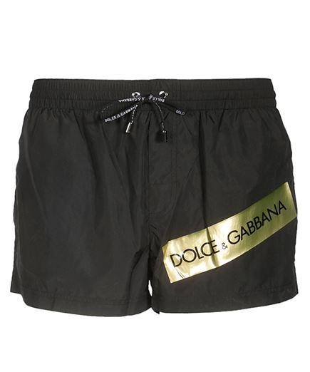 Dolce & Gabbana M4A06 FUSF Badeshorts