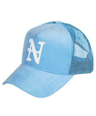 Nahmias NC TH BLUE N LOGO CORDUROY TRUCKER Cap