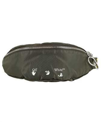 Off-White OMNO003F21FAB001 OW LOGO NYLON BASIC Belt bag