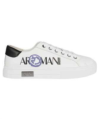 Armani Exchange XDX027 XV360 LEATHER Sneakers