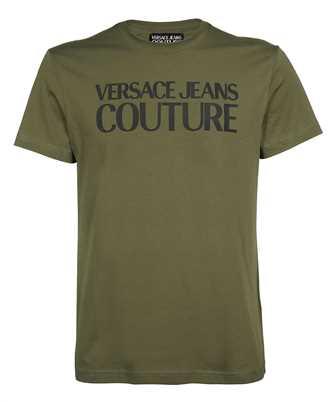 Versace Jeans Couture B3GWA7TA 30454 SLIM LOGO T-shirt