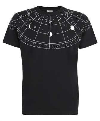Marcelo Burlon CMAA018F21JER011 SEMI ASTRAL REGULAR T-shirt