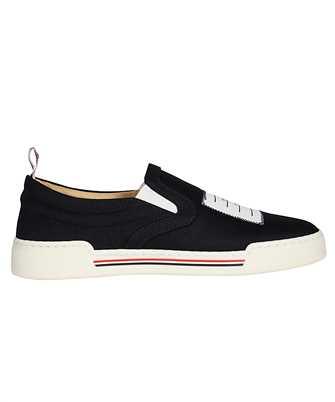 Thom Browne FFF045A-00154 4-BAR PAPER LABEL Sneakers