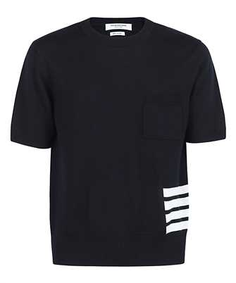 Thom Browne MKA354A Y1002 RELAXED FIT MERINO T-shirt