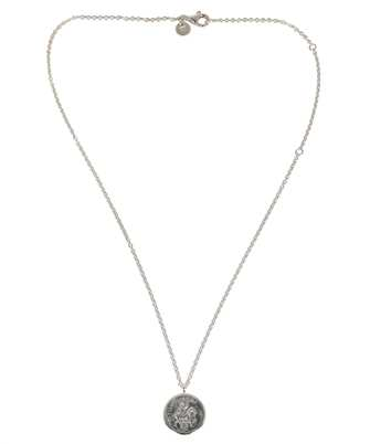 Tom Wood NP54CSNA01S COIN SHORT 18 INCHES Necklace