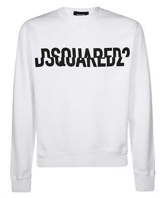 Dsquared2 S74GU0331 S25030 CREWNECK Sweatshirt