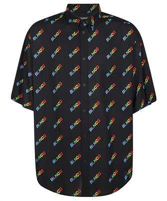Balenciaga 626938 TILV6 BLNCG LARGE FIT Shirt