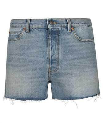 Gucci 640399 XDBIL DONALD DUCK ECO DENIM Shorts