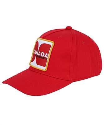 Dsquared2 BCM0415 05C00001 CANADA PATCH Cap